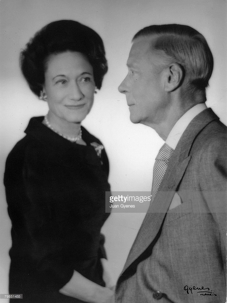 80 Years Since Duke Of Windsor Married Wallis Simpson In 2020