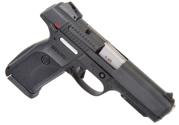 Real Guns - recently reviewed Ruger's SR45™