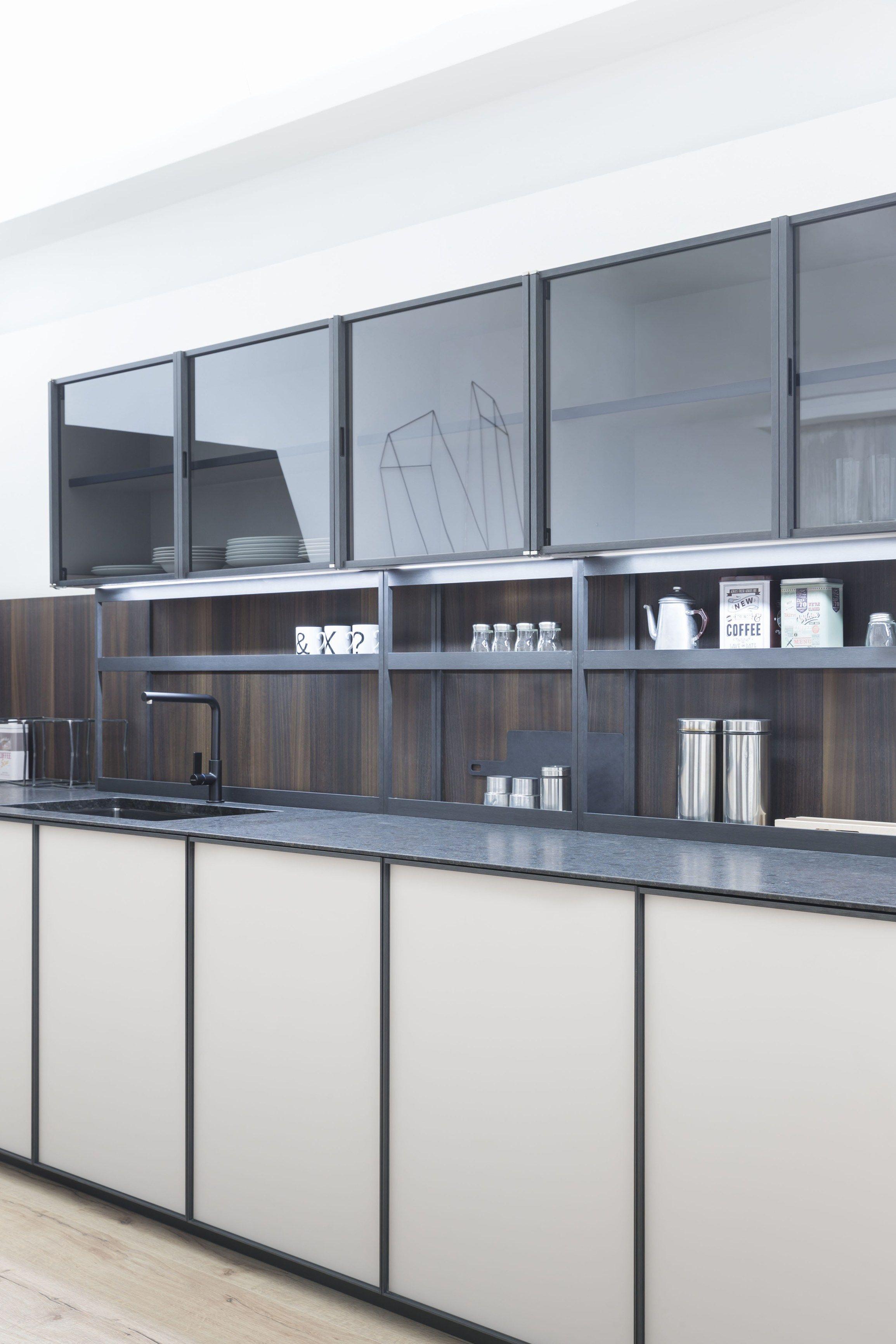 Kitchen Design Handles fitted kitchen without handles xpzampieri cucine design