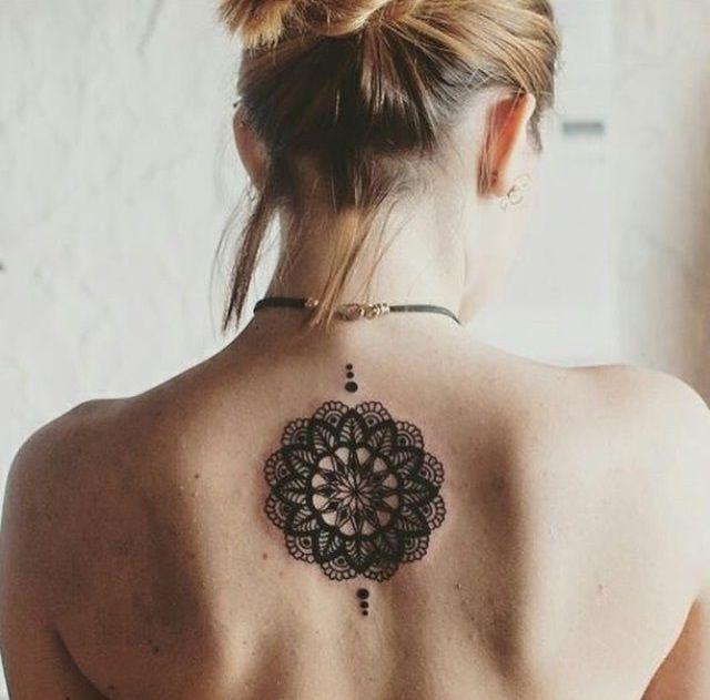 Pin En Mandalas Tatuajes