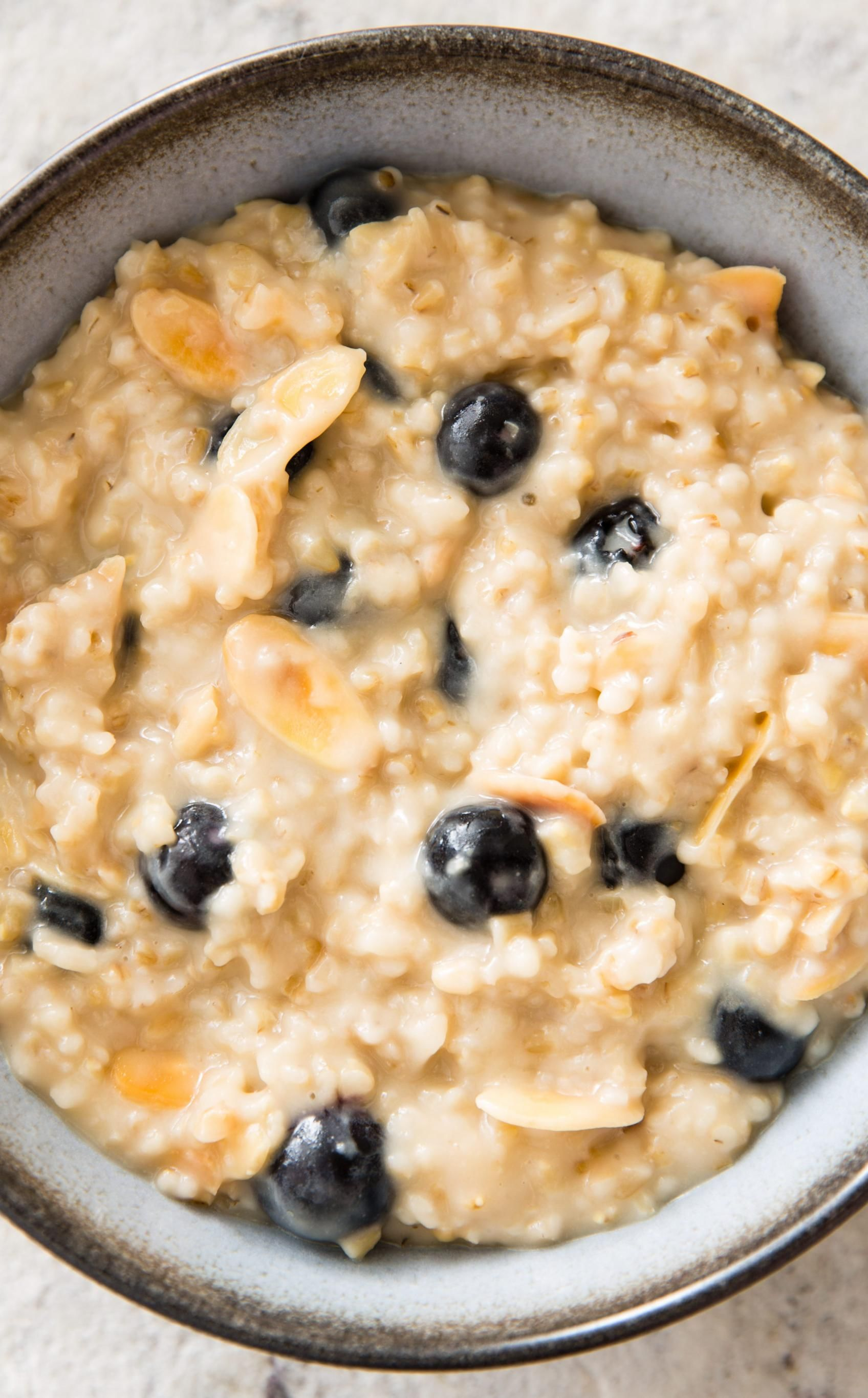 Sous Vide Oatmeal Stovetop Can Go From Chewy To Mushy In An Instant But Gives You Tender Creamy Oats Every Time