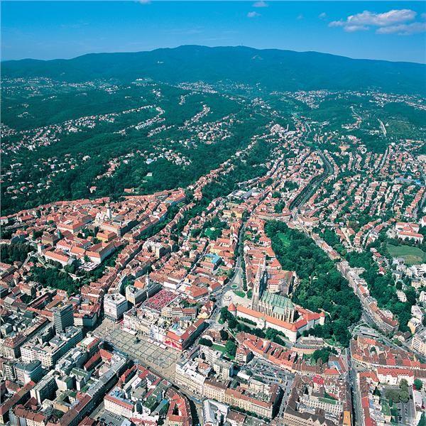 Odredista Hr Hr Zagreb City Of Zagreb Zagreb Croatia