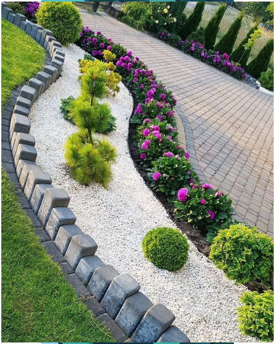 Best 15 Backyard Designs Ideas And Projects Backyard Beautiful Garden Designs Garden B In 2020 Courtyard Landscaping Easy Landscaping Backyard Landscaping Designs