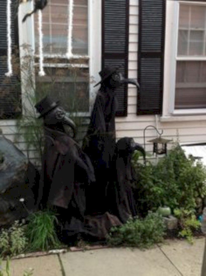39 Inspiring Witch Halloween Decorations Ideas Witches and Decoration - Halloween Yard Decorations Ideas