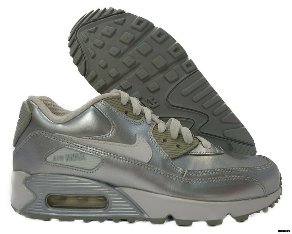 eBay #Sponsored 724871 100 Nike Air Max 90 Premium Leather
