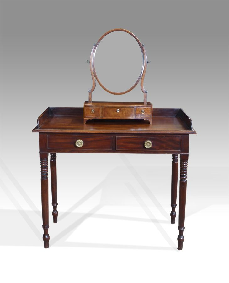 Nice 19th Century Dressing Table. Antique ...