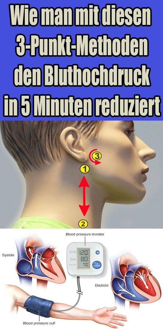 Photo of Wie man mit diesen 3-Punkt-Methoden den Bluthochdruck in 5 Minuten reduziert