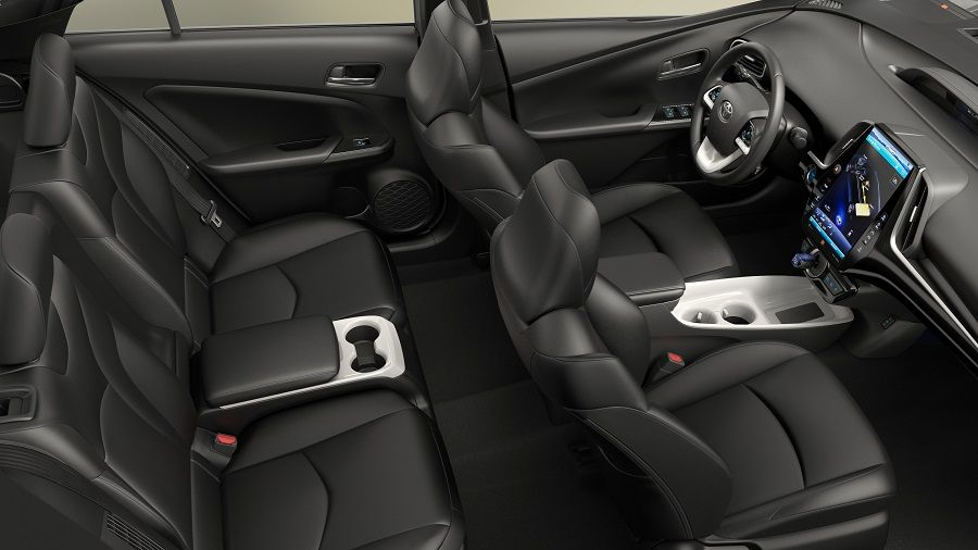 2017 Toyota Prius Prime Milton Toyota In Greater Toronto Area