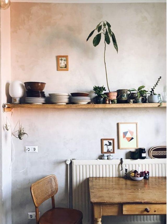 Theo's Charming, Bohemian-style Abode in Berlin (my scandinavian home) #bohemianwohnen