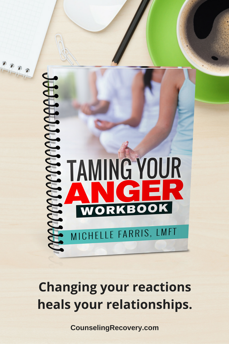 Workbooks anger workbook : Taming Your Anger Workbook | Click!, 16 and Signs