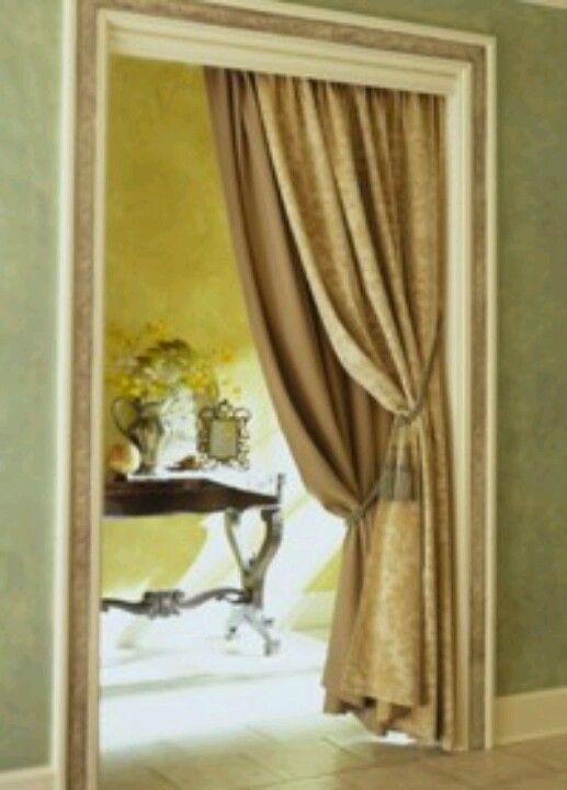 Velvet W Hidden Tension Rod French Inspired Bedroom Drapery