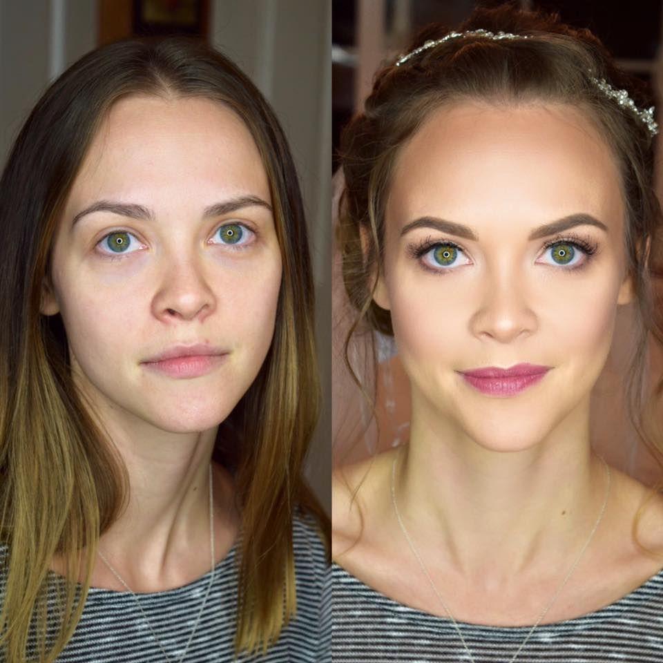 Pittsburgh Pa Bridal Makeup Katie Fair Skin Makeup Wedding Makeup Artist Brunette Makeup