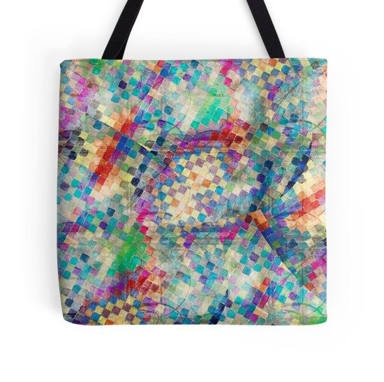 2nd skin #totebag #colorful #homedcor