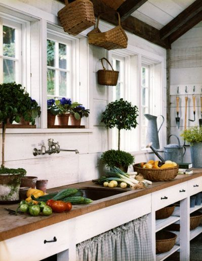 love curtain instead of cabinets under sink barn kitchen on kitchen shelves instead of cabinets id=31858