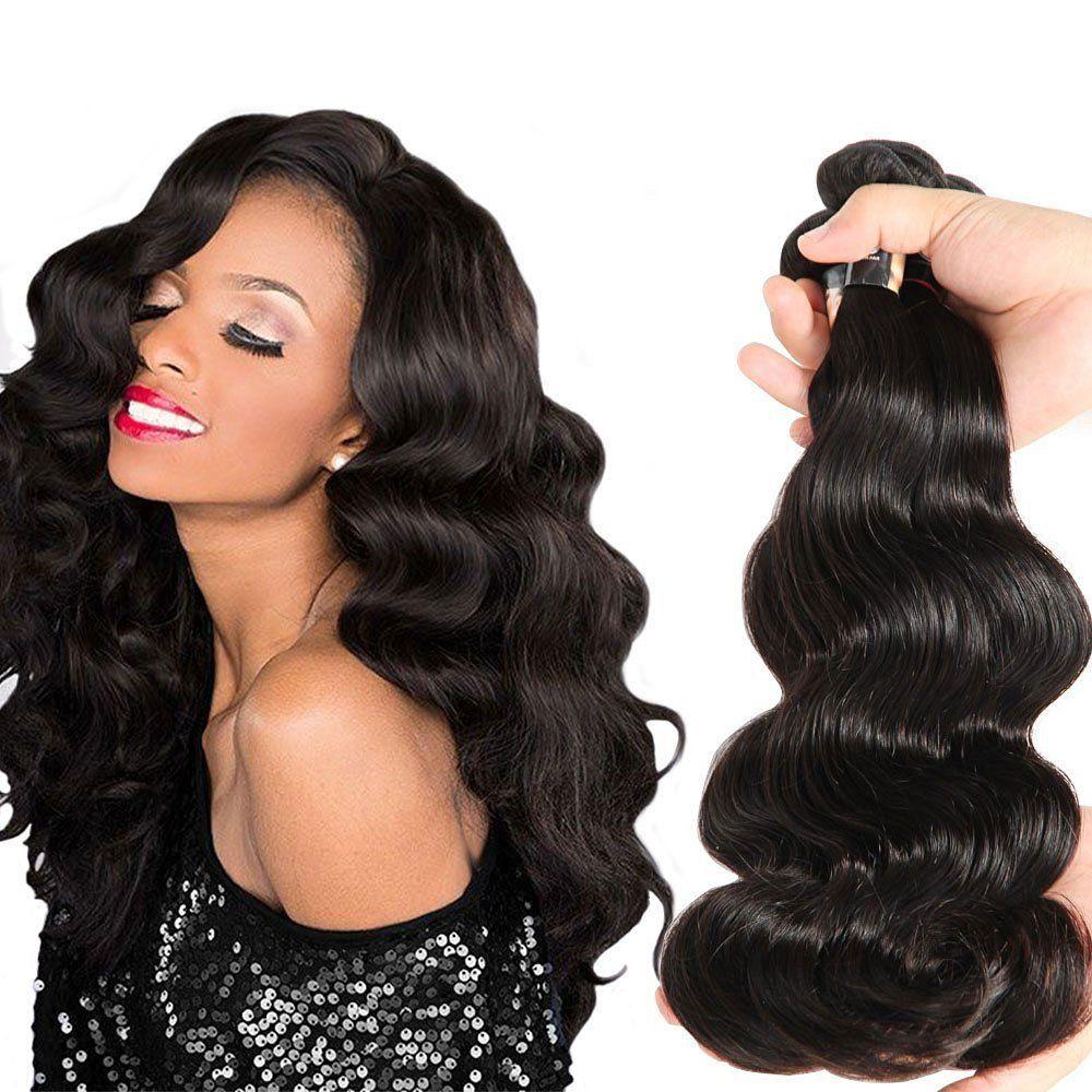 Nefertiti Hair Brazilian Virgin Remy Human Hair Body Wave Extensions 3 Bundles 300g 10 12 Body Wave Hair Extensions Brazilian Virgin Hair Body Wave Human Hair