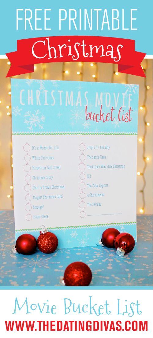 Christmas Cuddle Kit Date Night | Movie, Holidays and December daily