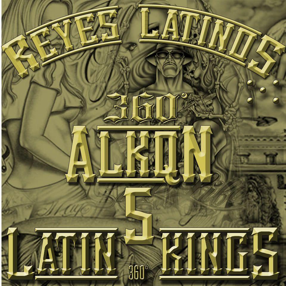 latin kings flag - photo #19