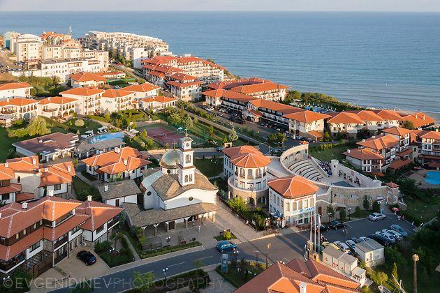 Saint Vlas (Sveti Vlas) , Bulgaria