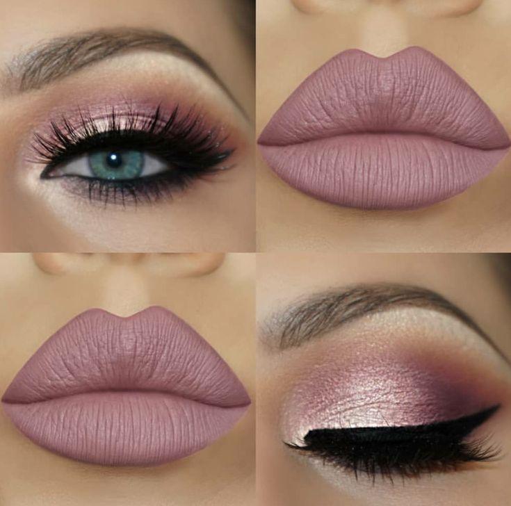 Photo of Ich liebe diesen Make-up-Look, besonders pink! ❤ – # bestimmtes #dieses #Ich #li …