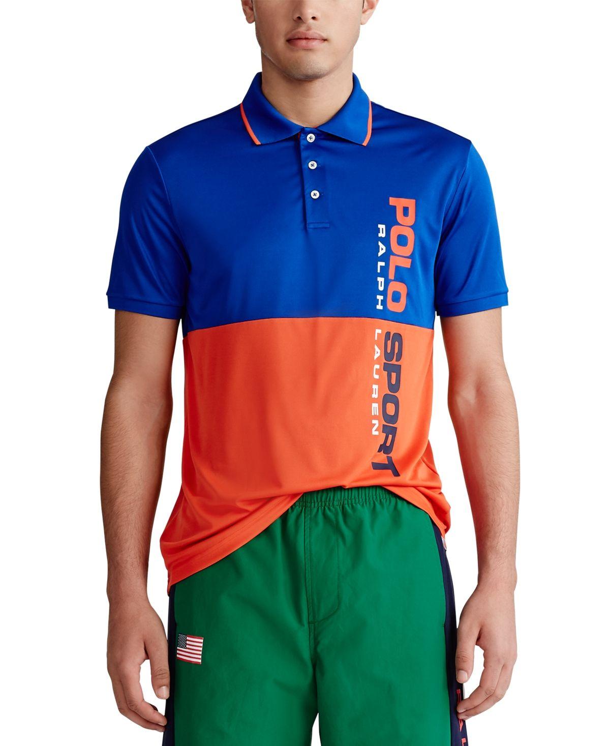 Polo Ralph Lauren Men's Polo Sport Tech Polo Shirt