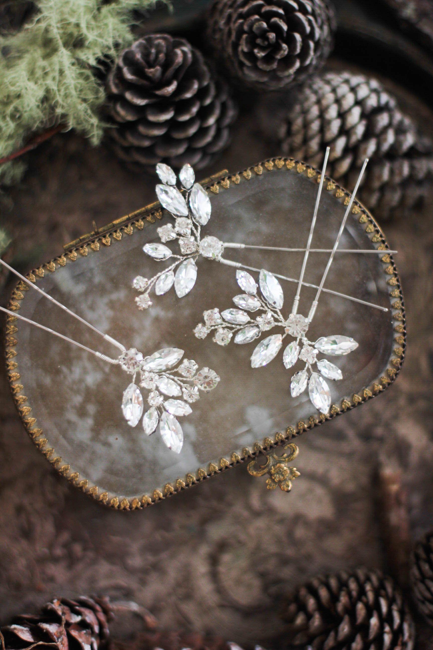 46+ Wedding hair pins gold information