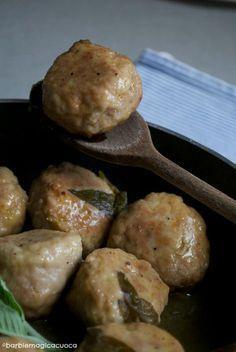 Photo of sage and lemon meatballs-polpette salvia e limone  sage and …