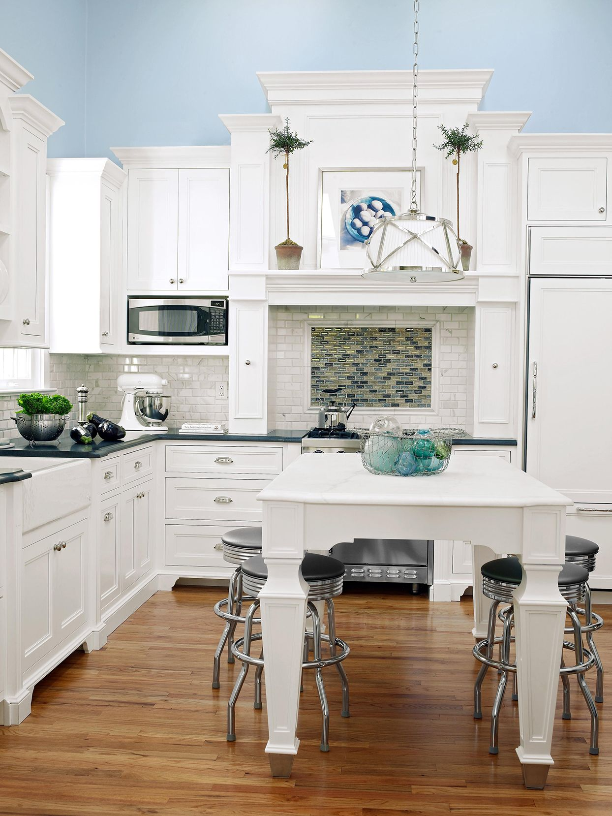 17 Blue Kitchen Ideas for a Refreshingly Colorful Cooking ...