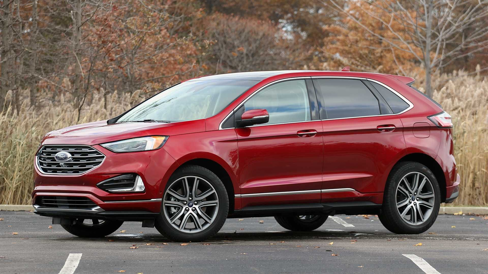 82 Top 2021 Ford Edge Sport Review In 2020 Ford Edge Ford Edge