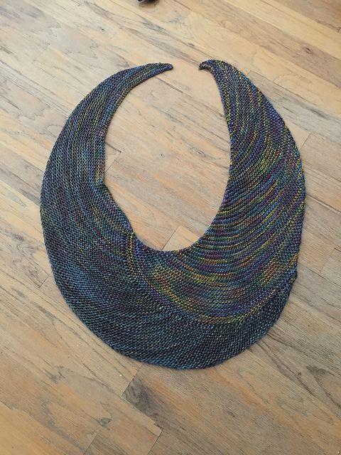Bird Of Paradise Shawl Pattern By Dayna Scoles Shawl Loom