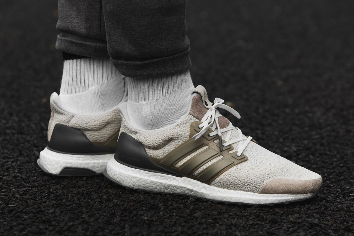 best website a746c 7347b On-Foot adidas Consortium UltraBOOST Lux - EU Kicks Sneaker Magazine