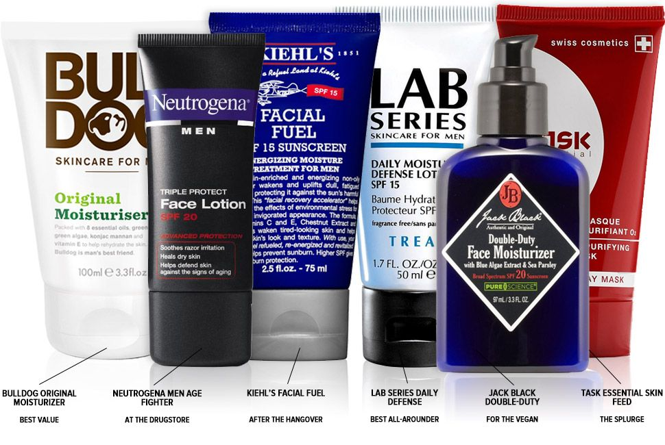 The Best Facial Moisturizers For Men In Your Face Masculino Estilismo