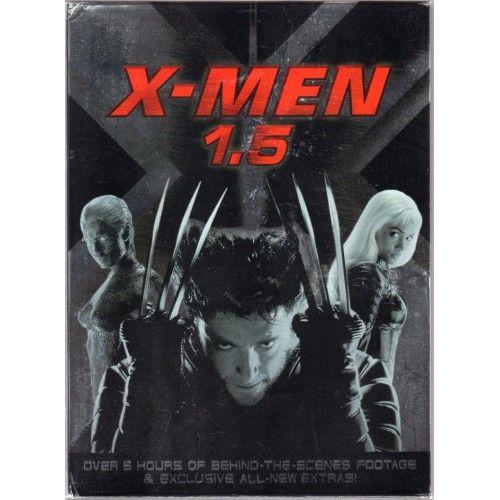 Movies | Used DVD | Comic Book Movie | Marvel's X-Men 1.5 | $6.99