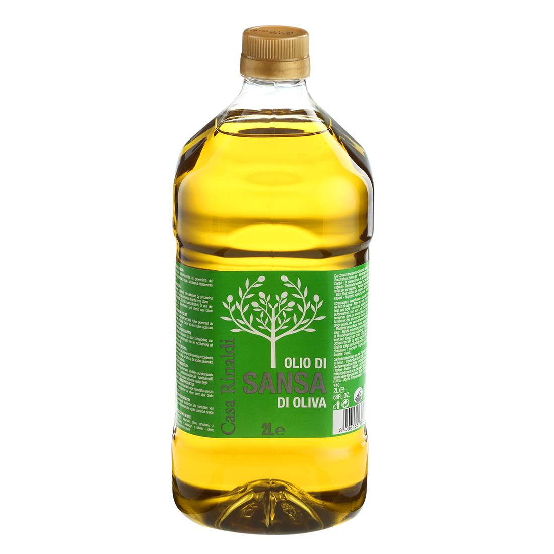 Dầu Ô Liu Casa Rinaldi - Chai 2 Lít - Thực Phẩm Nhập Khẩu TPHCM