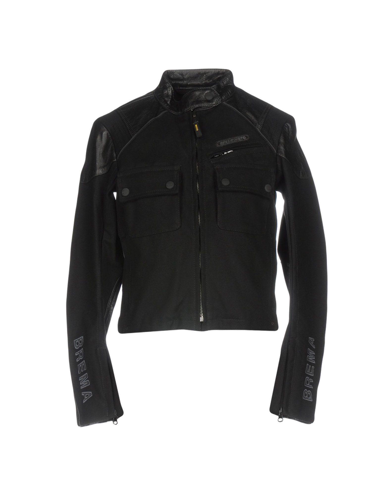 Brema Kurtka Jackets Leather Jacket Fashion