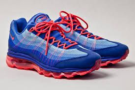 Image result for air max 95 red air bubble | TrainersCrepes