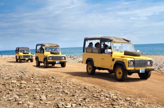 Rent A Jeep To Explore Aruba S Adventurous Side With Images