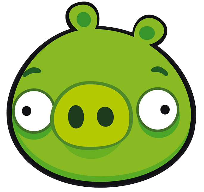 Zombie Pigs Angry Birds Characters Angry Birds Pigs Angry Birds