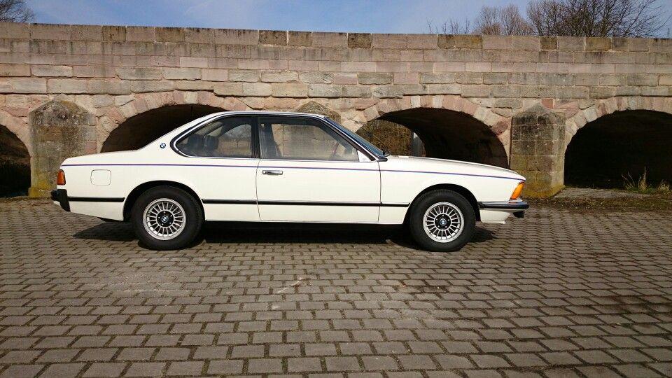 BMW E24 Karmann 630cs 1976   Bmw   Pinterest   Bmw e24 and BMW