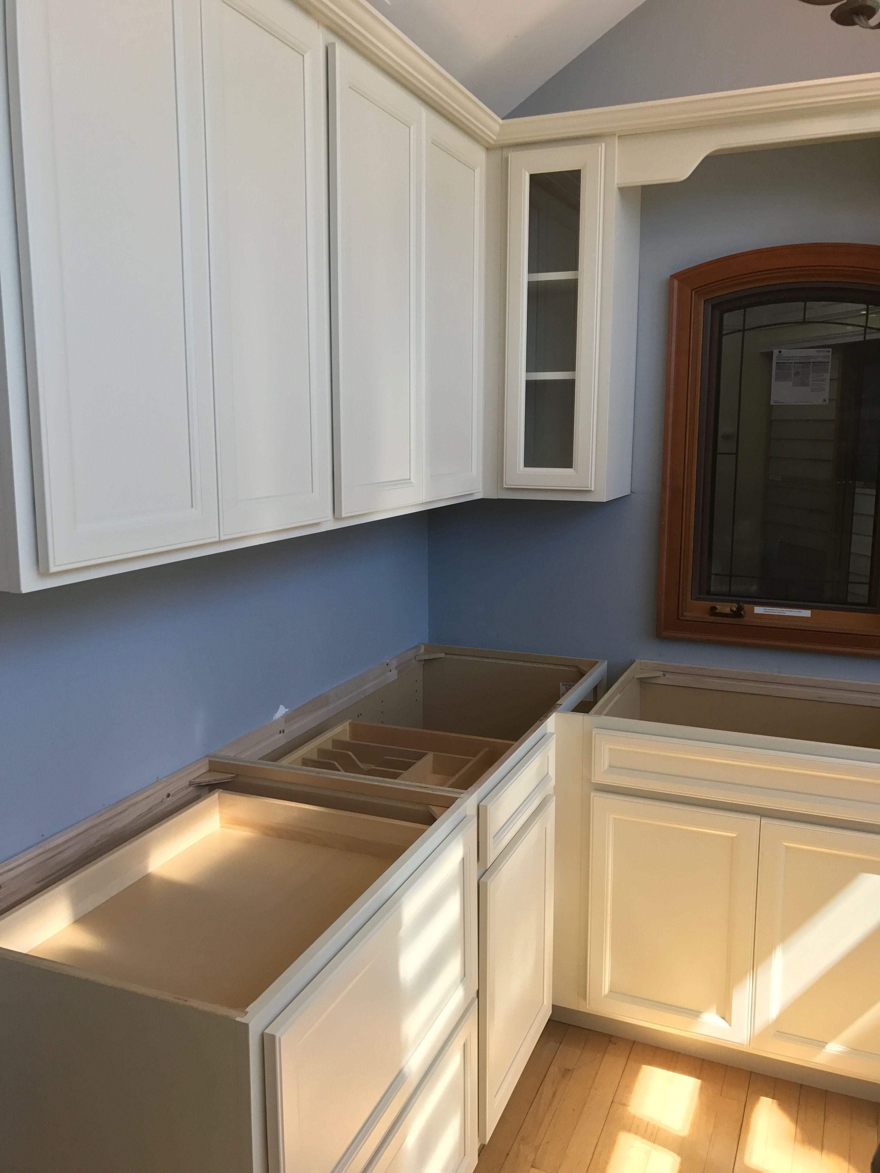 Downing Timberlake Cabinets Silk New Construction