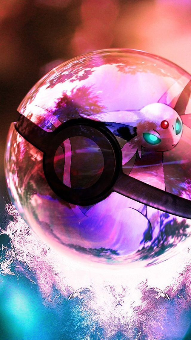 This Is So Cool And I Love Espeon Hd Pokemon Wallpapers Pokemon Backgrounds Pokeball Wallpaper