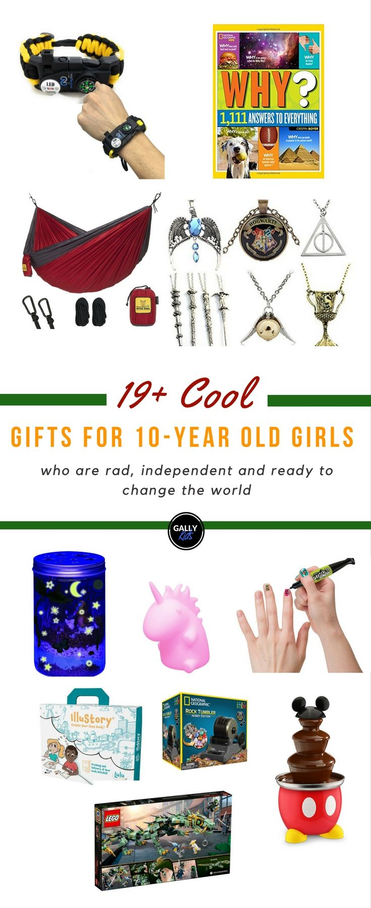Best Gifts For 10 Year Olds: Girl Gift Ideas That Are Unique ...