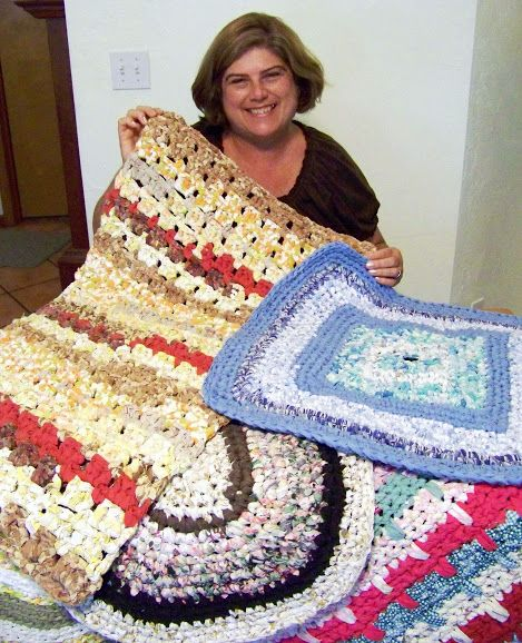 Youtube Toothbrush Rag Rug: Erin Halvorsen - Google+