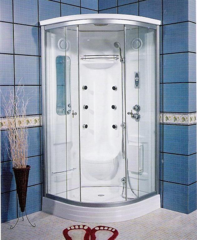 Print Of Corner Shower Units For Small Bathroom Solving Space Issues Fiberglass Shower Corner Shower Units Bathroom Design Small Modern