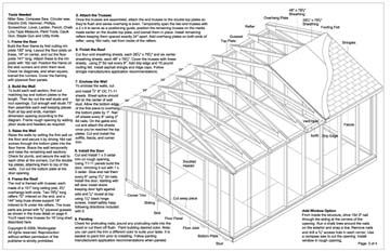 12x16 gable storage shed plans buy it now get it fast for 12x16 shed floor plans