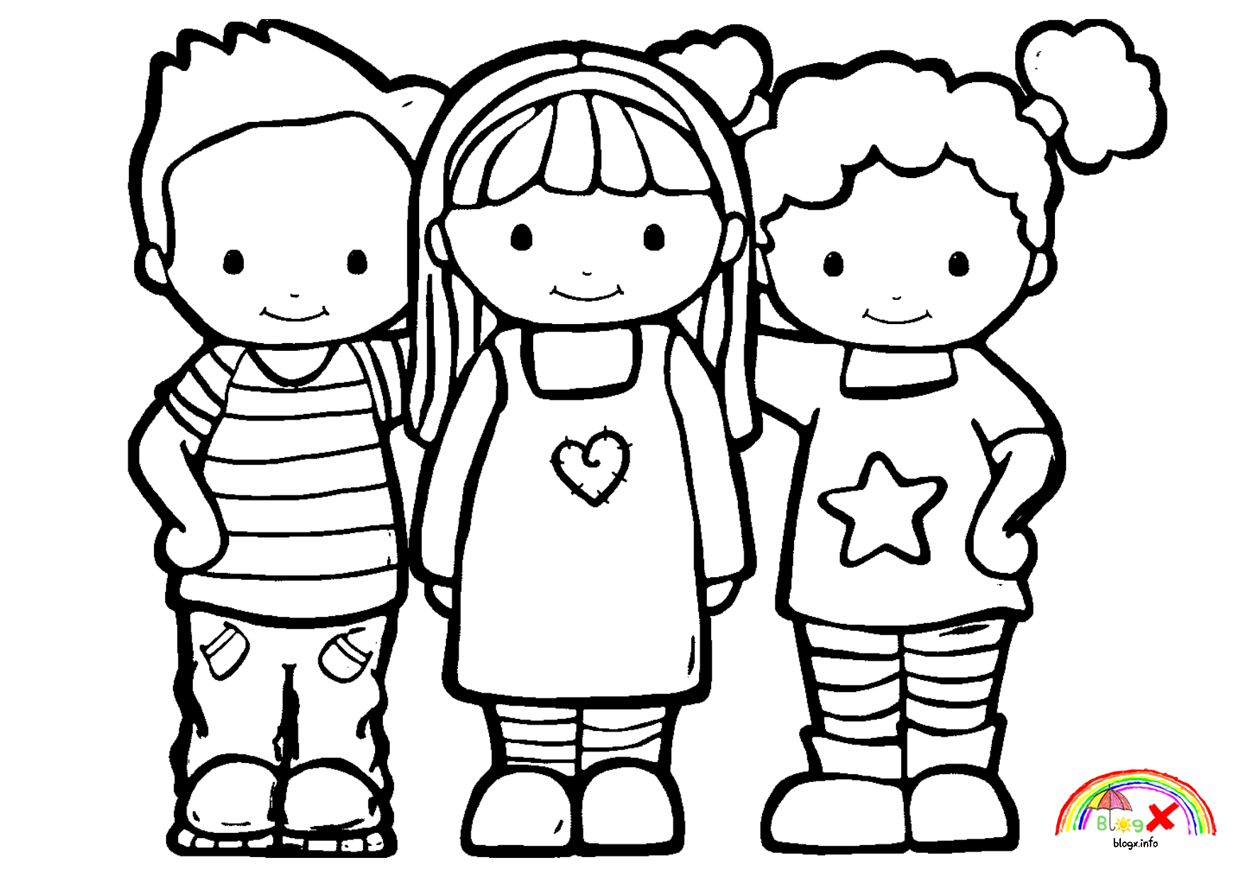 Pin By Jennifer Knoske On Sketcher1 Preschool Coloring Pages Friendship Theme Kindergarten Coloring Pages