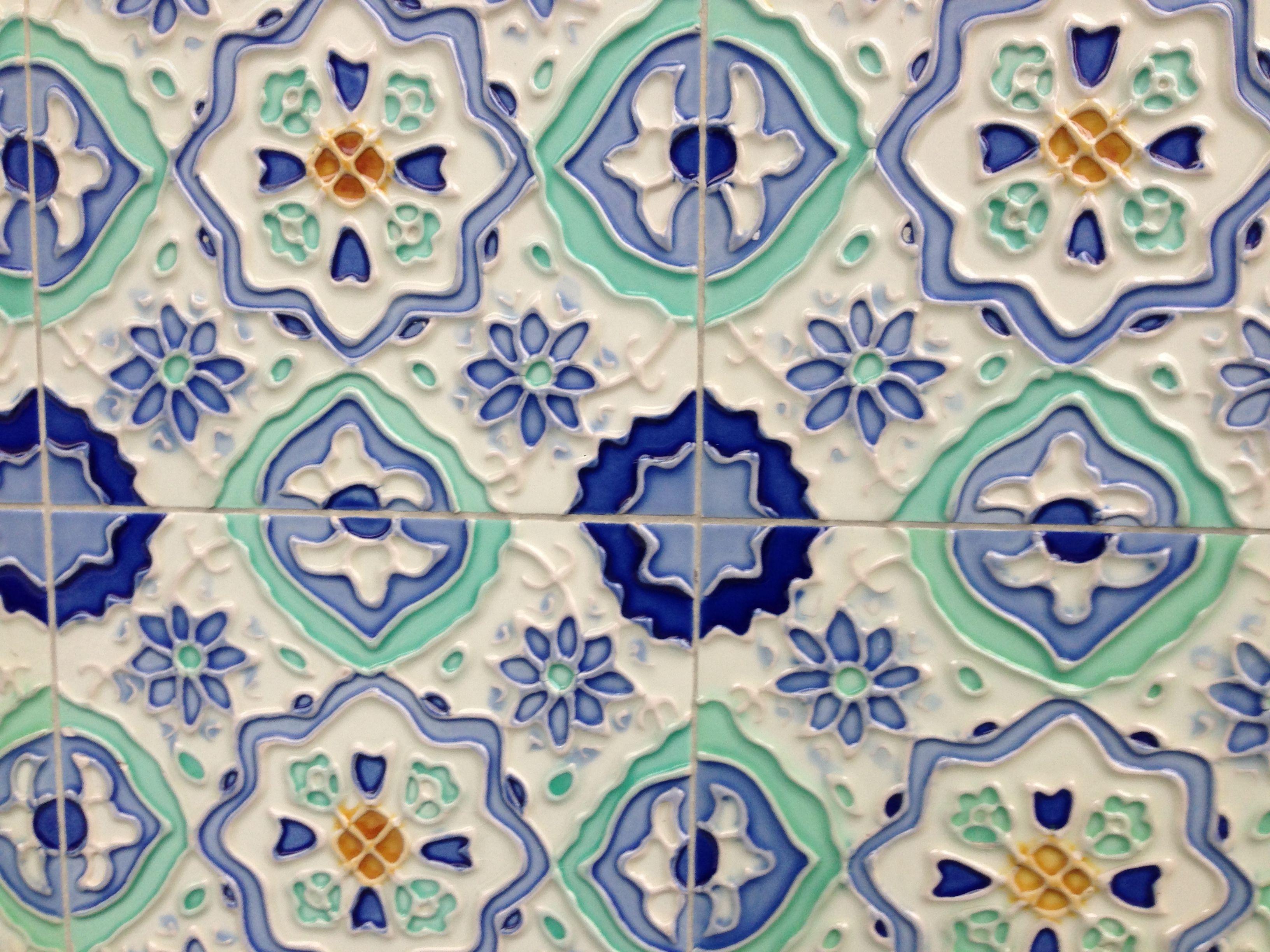 peranakan tile Tile art, Tile patterns, Vintage tile
