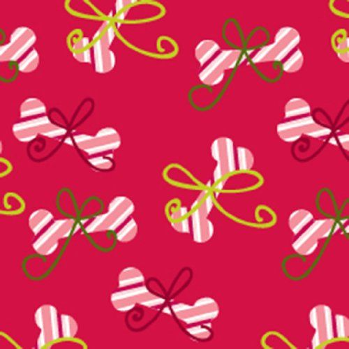 """Holiday Pet Gift Wrap """"Candy Cane Treats"""" by Pet Party Printz 3 Sheets 21 Sq. Feet - http://www.specialdaysgift.com/holiday-pet-gift-wrap-candy-cane-treats-by-pet-party-printz-3-sheets-21-sq-feet/"""