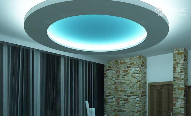 False Ceiling   Drywall   Saint-Gobain Gyproc India ...