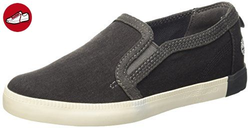 Timberland Casco Bay_Casco Bay Slip On with Ju, Damen Sneakers, Blau (Navy Suede), 38.5 EU