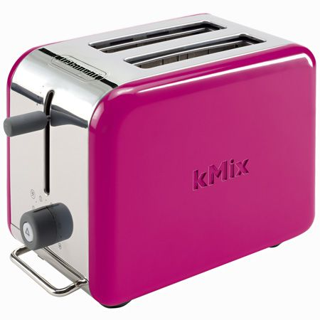 Hot Pink Toaster Oh Yes Pink Kitchen Appliances Pink